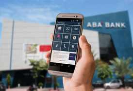 ABA Bank introduces first full-scale mobile banking app in Cambodia